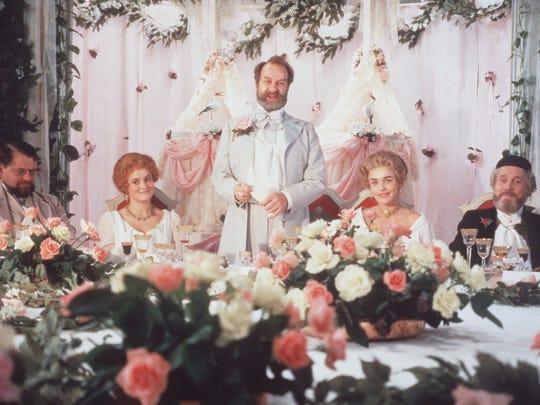 "Ingmar Bergman's ""Fanny & Alexander"" won an Academy Award for best foreign-language film."