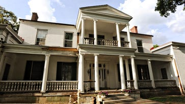 Bed and breakfast planned for historic Belair Mansion in Donelson