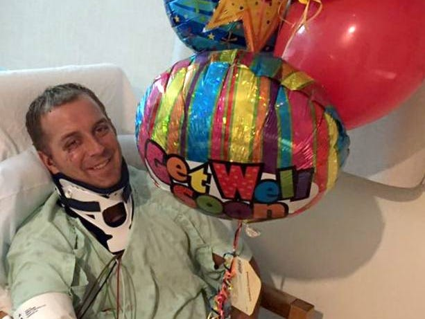 WTVF-5 sports anchor Steve Layman will likely be off the air until mid-October as he recovers from injuries sustained in a car accident.