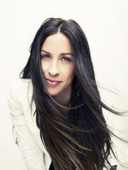 Alanis Morissette has been talking to the national