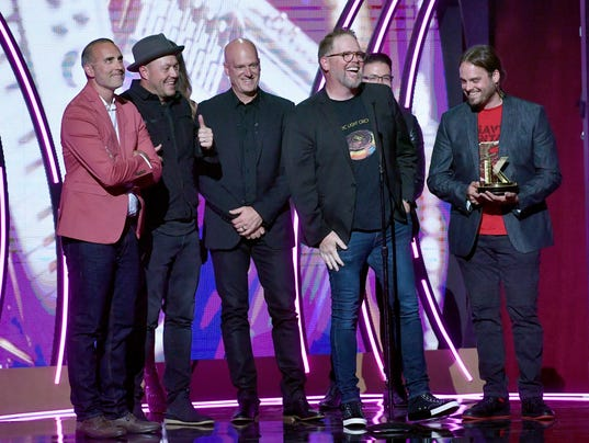 6th Annual KLOVE Fan Awards At The Grand Ole Opry House - Show