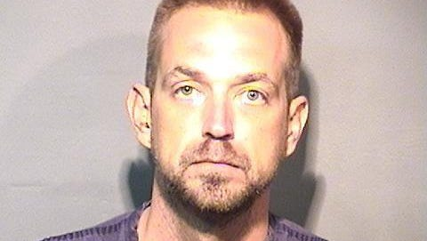 Matthew A. Hill, 35, of Cocoa was charged with fleeding/eluding, reckless driving, burglary, criminal mischief and leaving the scene of a crash with property damage