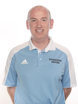 Ascension Episcopal coach Adrian Boyle is the Chevy Dealers Daily Advertiser All-Acadiana Girls Soccer Coach of the Year.