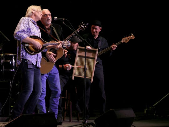 CSN Songs, a New Jersey band the pays tribute to the