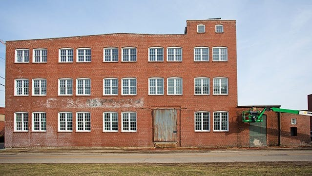 The century-old building at 1101 E. 16th St. will become a production facility, event venue and office space. TSV Properties has acquired the building and will lease to Hotel Tango Whiskey distillery.