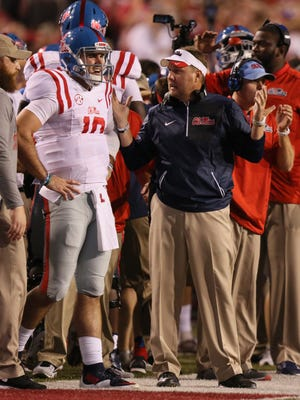 Ole Miss fell to 3-3 after its loss to Arkansas, causing the experts' bowl projections for the Rebels to drop.