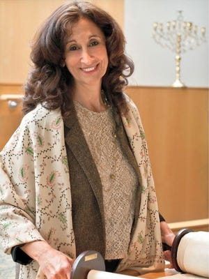 Rabbi Susan Talve, who worked in Jackson when she was a student, will return to Congregation B'nai Israel on May 20 and 21.