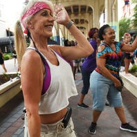 Dancing in the Street celebrates dance, fitness