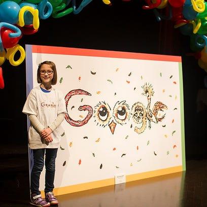 Sioux Falls girl wins 'Doodle 4 Google' award