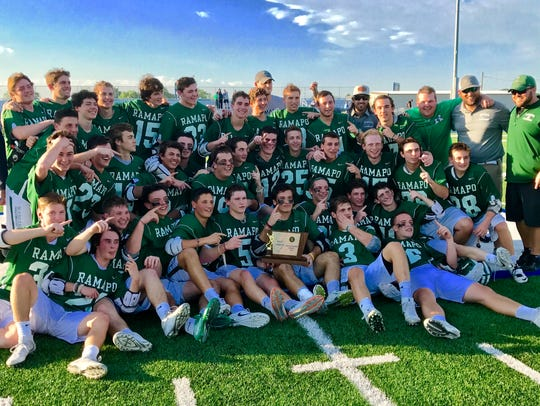 Ramapo won the Group 2 boys lacrosse title for the