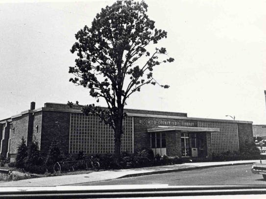 c.1960, Wicomico County Free Library.