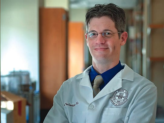 Dr. Jack VanLandingham, neuroscientist and a former