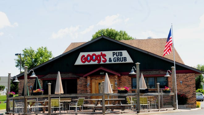 Goog's Pub and Grub, 667 Hastings Ave., announced on Thursday, Aug. 27, via Facebook, that it has shut its doors.