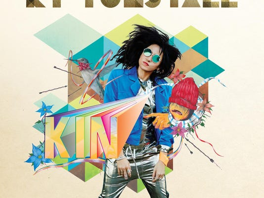 Music Review KT Tunstall