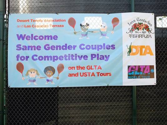 TDS LGBT tennis tournament