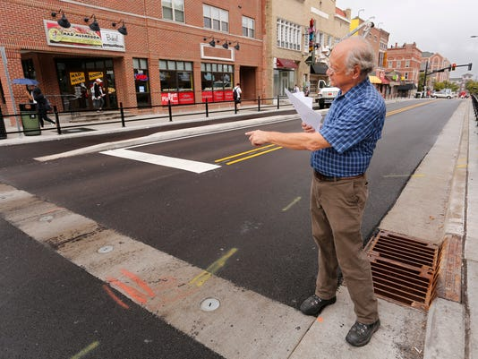 LAF Chauncey Village businesses petition State Street Closures on game days