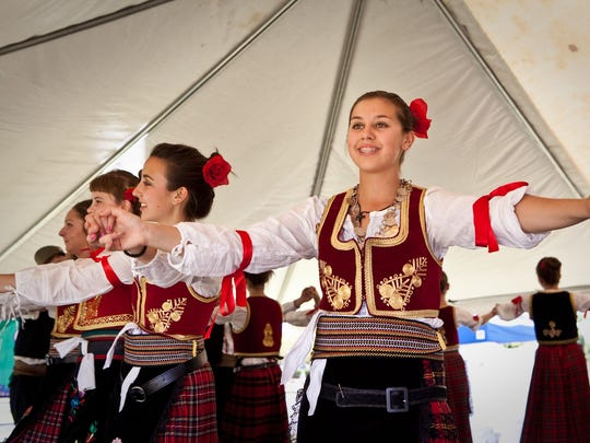 The St. Sava SerbFest offers traditional Serbian foods and folk dancing on Saturday and Sunday, Nov. 4-5, at St. Sava Serbian Orthodox Church, 4436 E. McKinley St., Phoenix.