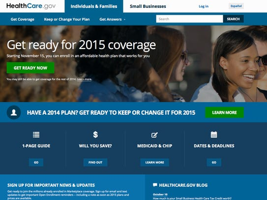 HealthCare.gov is a federal government website managed