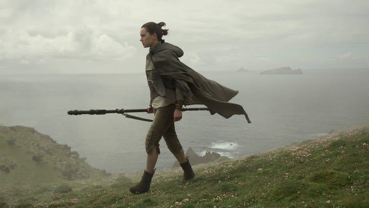No spoilers: Is 'Star Wars: The Last Jedi' the highest rated Start Wars movie ever?