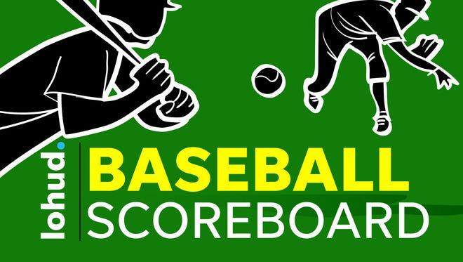 The lohud baseball scoreboard.