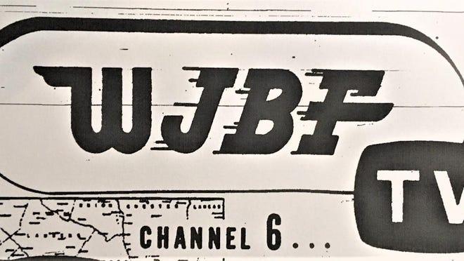 WJBF logo in 1953