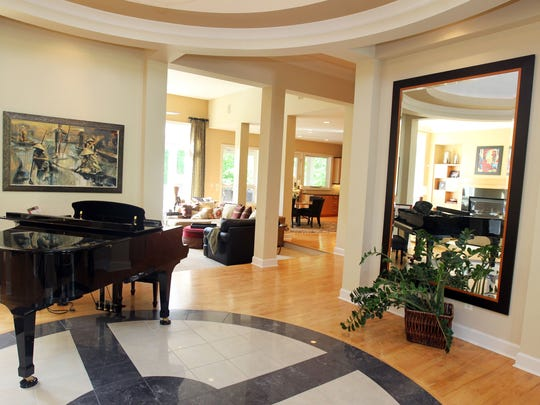 Interior of a home for sale on Stone Snail Lane, Indian Hill. The listing price is $1.7 million.