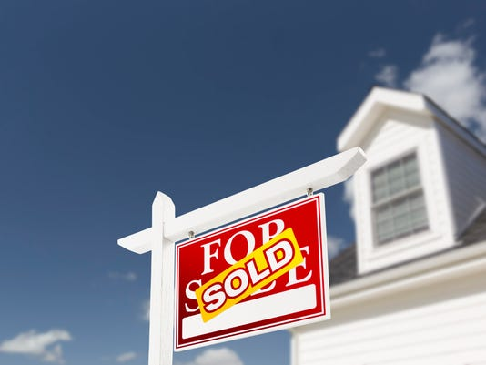 #stockphoto Home For Sale Stock Photo