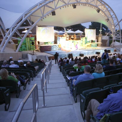 Sunset Summer Concert Series will be held at Cascades