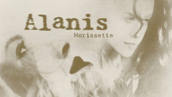 """""""Jagged Little Pill — Deluxe Edition"""" by Alanis Morissette."""