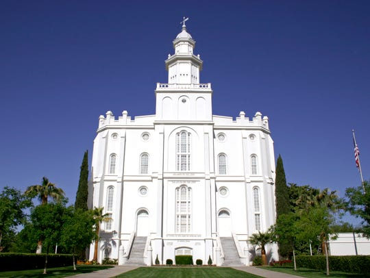 When Latter-day Saints are married in temples like