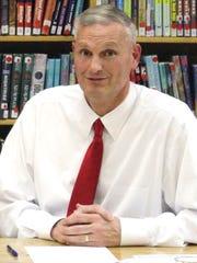 Kevin Elwood, superintendent of the Treynor Community School District.