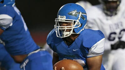 Winton Woods senior Jalen Lumpkin and the Warriors need to win Friday night in order to ensure a playoff spot.