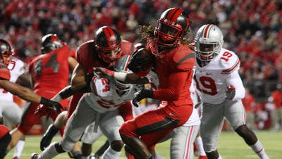 The matchup between Rutgers and Ohio State on Oct. 1, 2016 won't be lacking for storylines on either side.