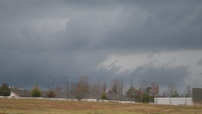The storm clouds that began developing over Prattville Tuesday morning brought only a brief spate of heavy rain and intermittent showers as they moved across the area. No major storm-related damage was reported in Autauga County and local public safety officials reported no major weather-related incidents.