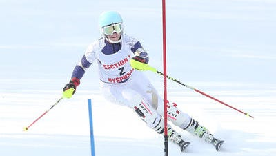 Clarkstown senior Martyna Czarnik is projected to be one of the top skiers from Section 1 this upcoming season.