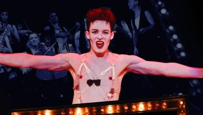 Cabaret takes the stage this Sunday at Henderson's Preston Arts Center.