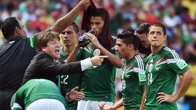 México subió al lugar 17 de la FIFA.