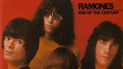 """End of the Century"" by the Ramones"