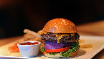 Union City Grille has had its Monday night half-price burger special now for several years.