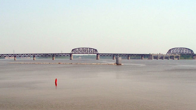 Ohio River.