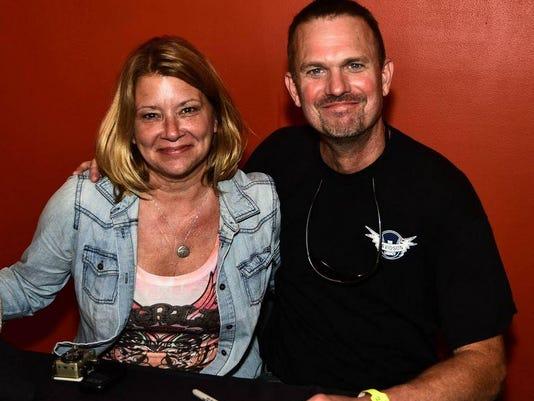Jon Davidson Oeflein, great-grandson of Harley co founder Walter Davidson wi