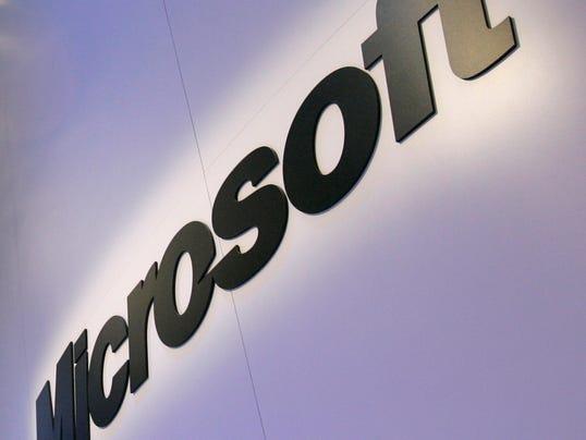 AP Earns Microsoft