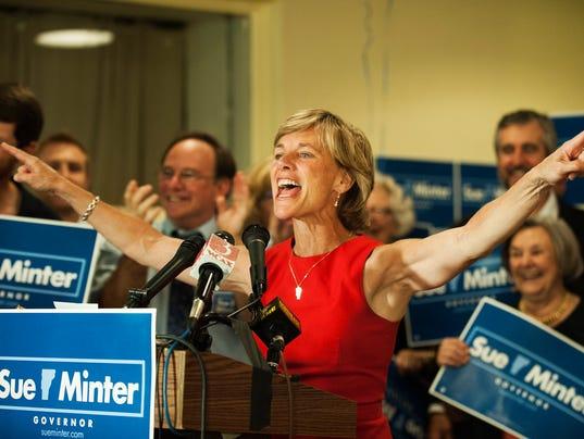 Sue Minter Campaign Party 08/09/16