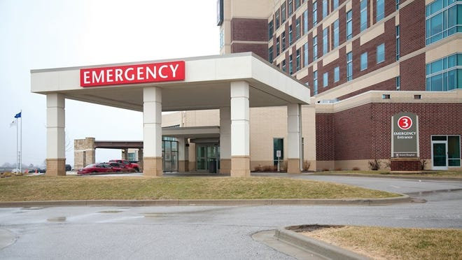 IU Health Arnett in Lafayette.