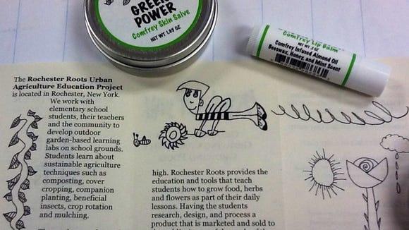 Rochester Roots salve