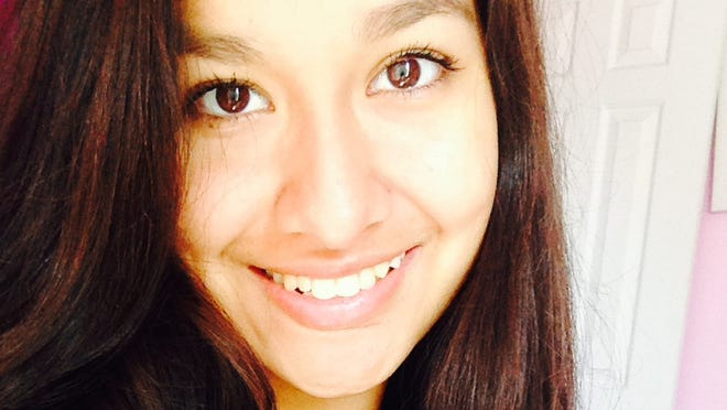 Sandra Camila Rosado, 18, of North White Plains, is one of five students to be honored Saturday by Latino U College Access.