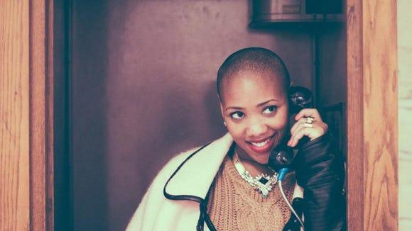 "Kiandra Parks, director of ""Black Girl in Paris,"" now on HBO."