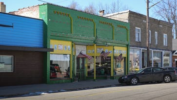 Cool spaces: Century-old Sunfield hardware store is now an eclectic museum