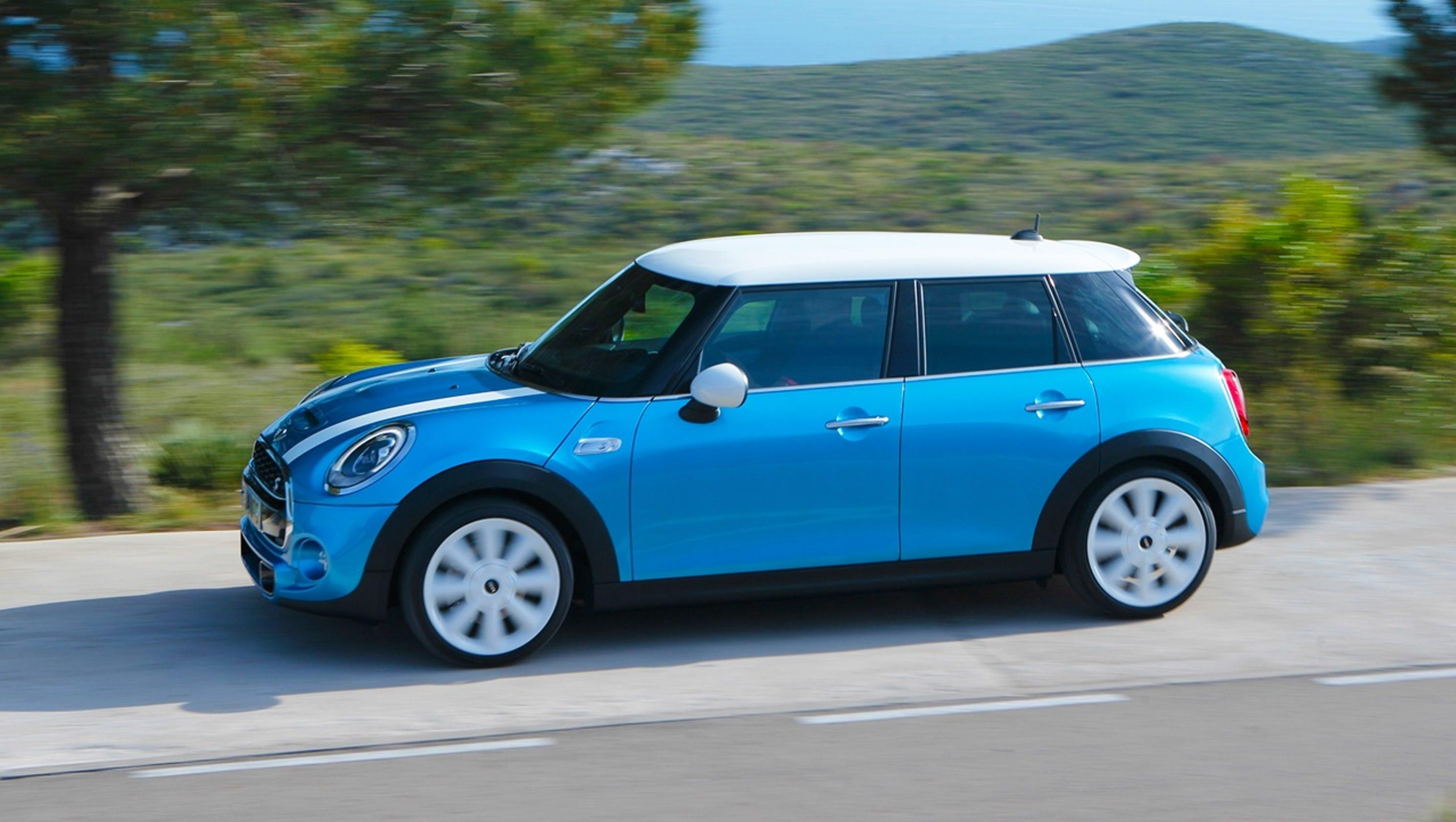car review 2015 mini cooper s 4 door. Black Bedroom Furniture Sets. Home Design Ideas