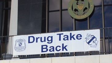 Safely dispose of unwanted drugs Saturday at RPD